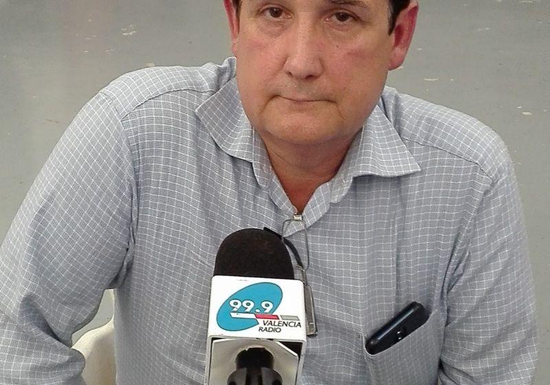 Miguel Silvestre Presidente Agrupación de Fallas Camins al Grau