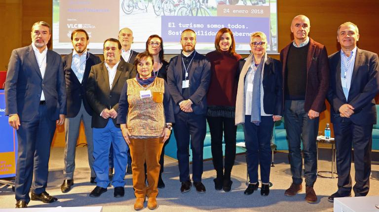 Sostenibilidad y gobernanza, a debate en los València Urban Tourism Trends