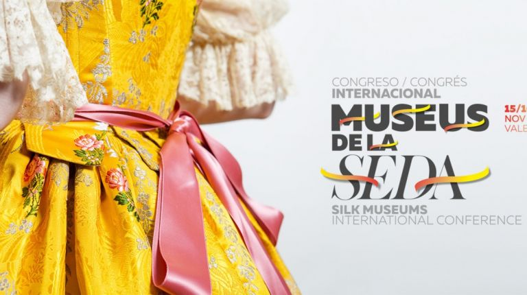 Valencia celebra el Congreso Internacional de Museos de la Seda