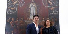 Restauració quadre Immaculada i els Jurats