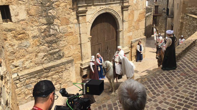 La Diputación cierra un acuerdo con la multinacional Canal Historia para difundir el patrimonio cultural de la provincia