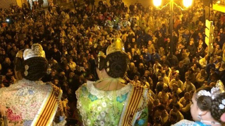 """El Ayuntamiento de Carcaixent rescata la """"Nit d'Albaes"""" el día de la Plantà"""