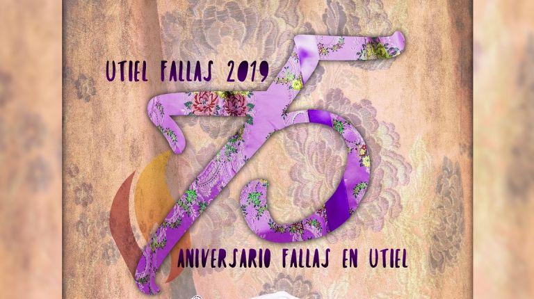 Utiel prepara una programación especial para celebrar sus 75 años de Fallas