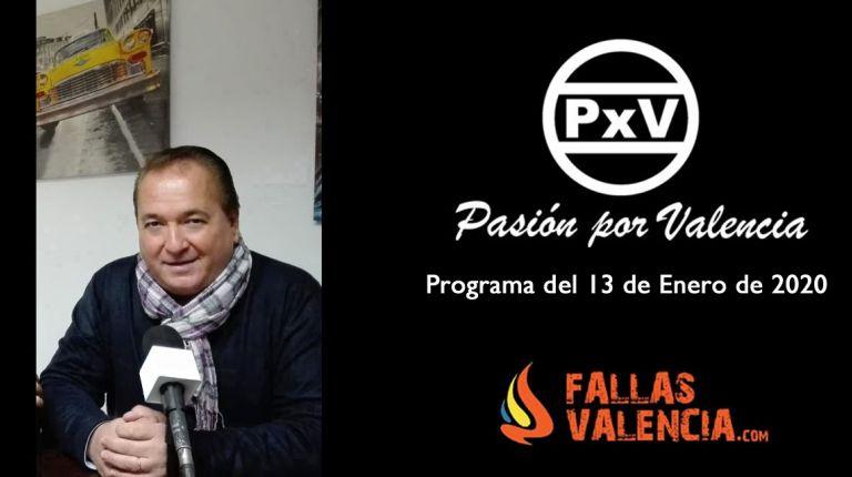 Pasión por Valencia: toda la actualidad fallera de la mano de Marcos Soriano
