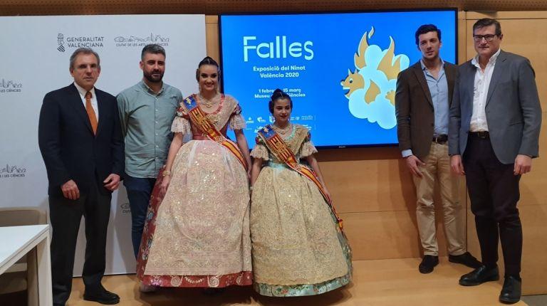 La exposición del ninot abre sus puertas en el museo de las ciencias por quinto año consecutivo