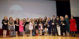"""Almirante Cadarso-Conde Altea celebra la gala """"Votes for Women"""" premiando a 12 mujeres"""