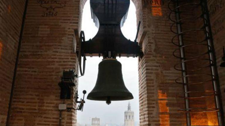 Los campaneros de la Catedral de Valencia ofrecen este sábado un concierto de toques medievales
