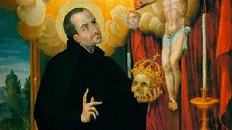 Gandia honra a su patrón, San Francisco de Borja