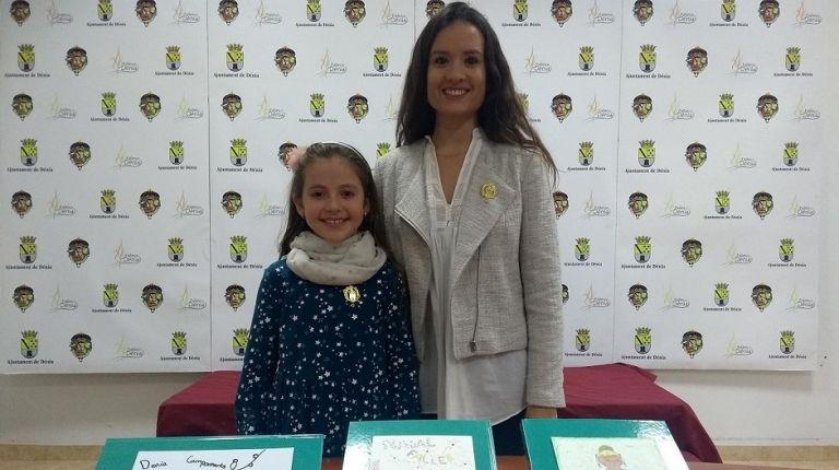 El concurso de tarjetas de navidad de la Junta Local Fallera de Denia ya tiene ganador