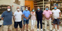 El Ayuntamiento abre el plazo de solicitud de la subvención para el apoyo a artistas falleros y carroceros