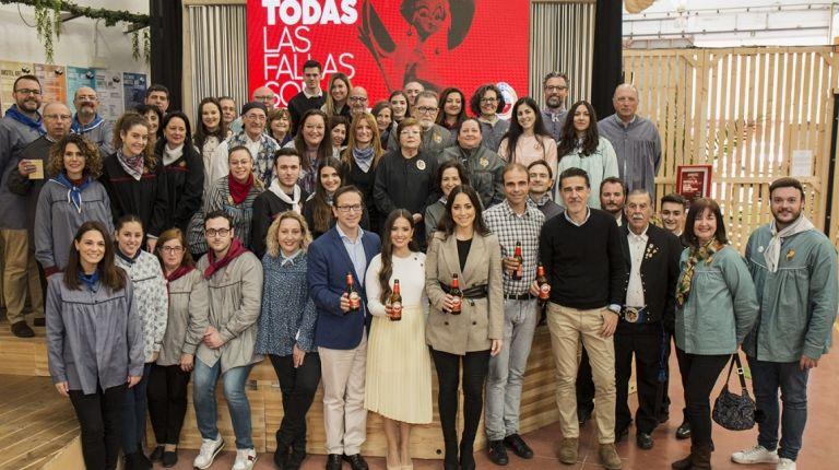 Las fallas finalistas de la III edición del Premi Amstel 'Unes Falles de Categoria' centran la defensa de sus candidaturas en la innovación, la tradición y el compromiso social