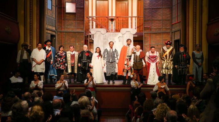 """El Carmen representa """"Don Juan Tenorio ¡A escena!"""" en el Teatro Talía"""