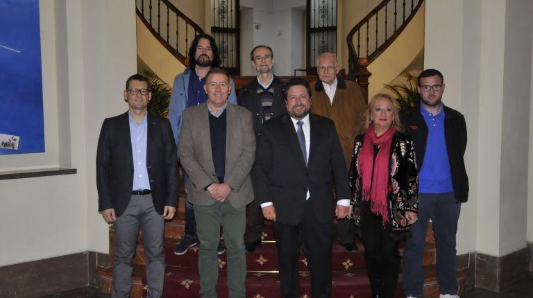 La Diputación refuerza 'La Passió' de Torreblanca y de Borriol como emblemas de las tradiciones de la Semana Santa provincial