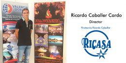 "Ricardo Caballer: ""No hay ningún espectáculo a nivel mundial que congregue a más gente que la pirotecnia"""
