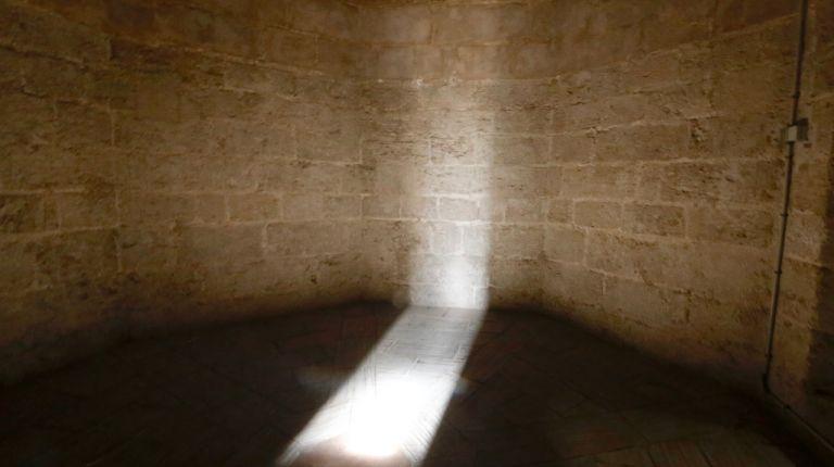 Una ventana del Miguelete registra el alineamiento solar de la fiesta de la Asunción para el que fue diseñada en el siglo XIV