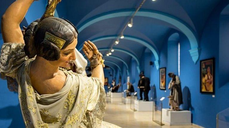 EL MUSEO FALLERO IMPULSA CON UN NUEVO RÉCORD EL CRECIMIENTO DE VISITAS EN MAYO A LOS MUSEOS FESTIVOS DE LA CIUDAD