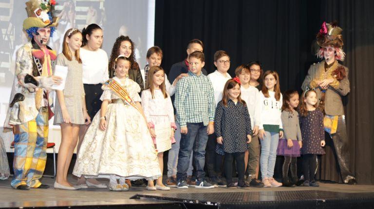 Torrent celebró la Gala de la Cultura Infantil el pasado domingo