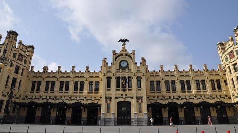 Estación del Norte Valencia