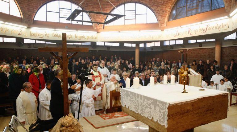Catarroja se convierte en la cuarta localidad valenciana en tener abierta una capilla de adoración eucarística perpetua las 24 horas los 365 días del año