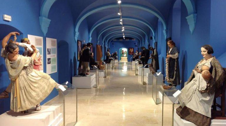 NUEVO RÉCORD DE VISITANTES EN LOS MUSEOS FESTIVOS DE VALÈNCIA: 21.632 VISITAS EN OCTUBRE