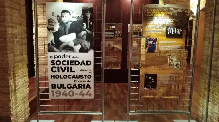 EL MUSEO DE HISTORIA ACOGE UNA EXPOSICIÓN CENTRADA EN EL PODER DE LA SOCIEDAD CIVIL DURANTE EL HOLOCAUSTO
