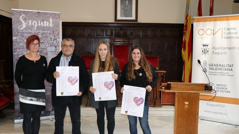La falla El Romano presenta un programa de actividades orientadas a la lucha contra la violencia de género