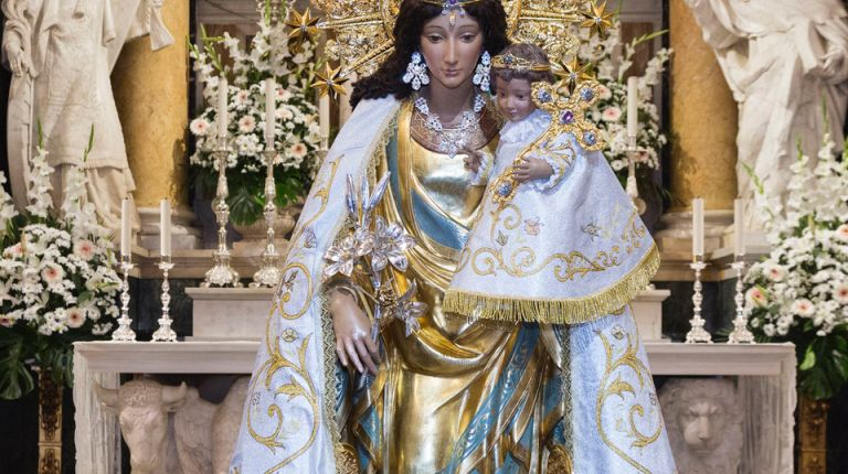 La Llosa y Chilches reciben, por primera vez, la visita de la imagen peregrina de la Mare de Déu