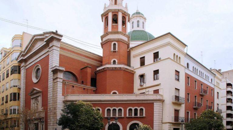 La parroquia del Santo Ángel Custodio de Valencia celebra este domingo su 75 aniversario