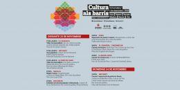 Cultura als barris acerca un concierto de guitarra y danza a natzaret