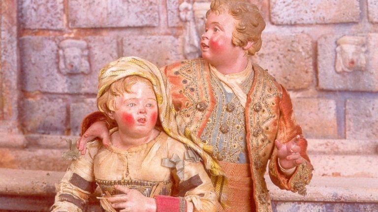 El Museo de Cerámica de Valencia expone ya su Belén Napolitano