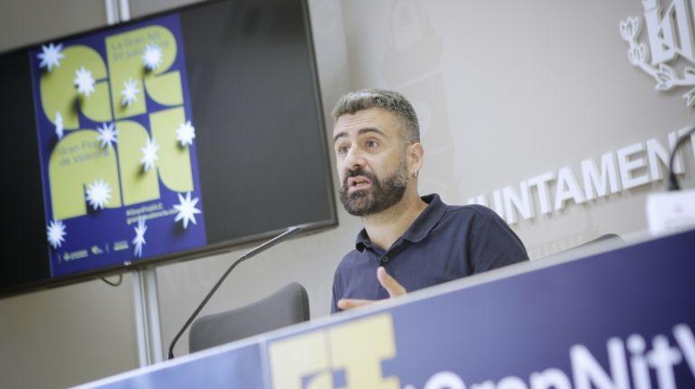VALÈNCIA CELEBRA LA GRAN NIT EL PRÓXIMO SÁBADO CON UNA GRAN VARIEDAD DE ACTIVIDADES