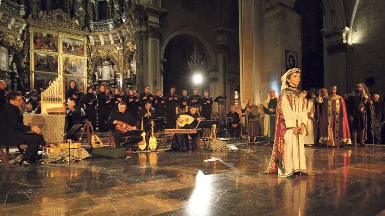 La Catedral de Valencia acogerá el Cant de la Sibila el próximo viernes 15 de diciembre