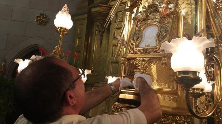 Finalizan las fiestas en honor de la Virgen de la Cueva Santa de Beniarres