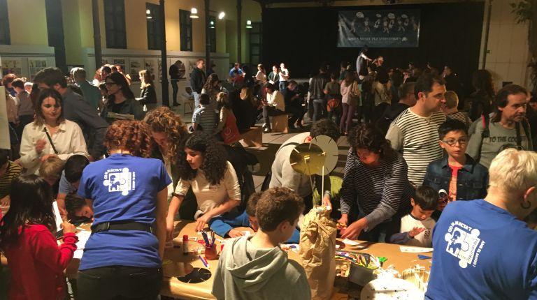 El Museo de Prehistoria de Valencia consolida su presencia en la noche europea de los museos con más de 860 visitantes