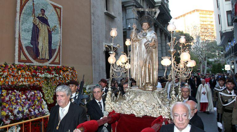 El Capítulo de Caballeros Jurados de San Vicente Ferrer clausura mañana su 50 aniversario