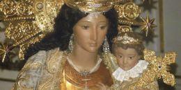 La imagen peregrina de la Virgen de los Desamparados visita este fin de semana la Ciutat de l´Artista Faller
