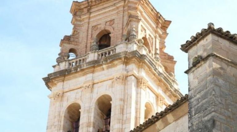 Campaneros de Ontinyent organizan visitas nocturnas al campanario y jornadas de puertas abiertas en la iglesia de Santa María