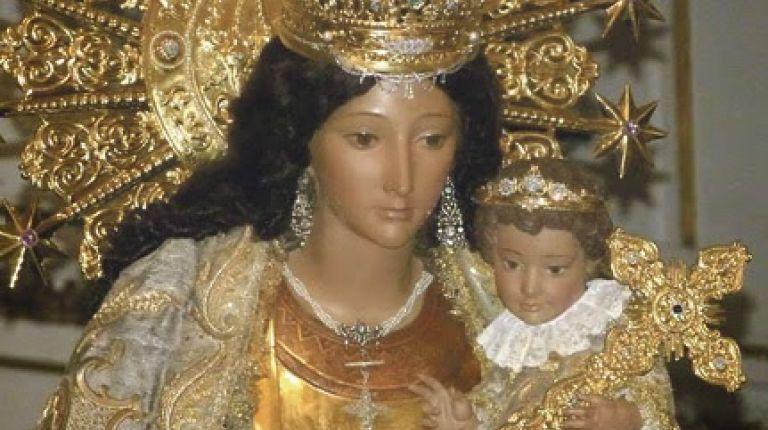 Elche recibe por primera vez la visita de la imagen peregrina de la Virgen de los Desamparados este fin de semana