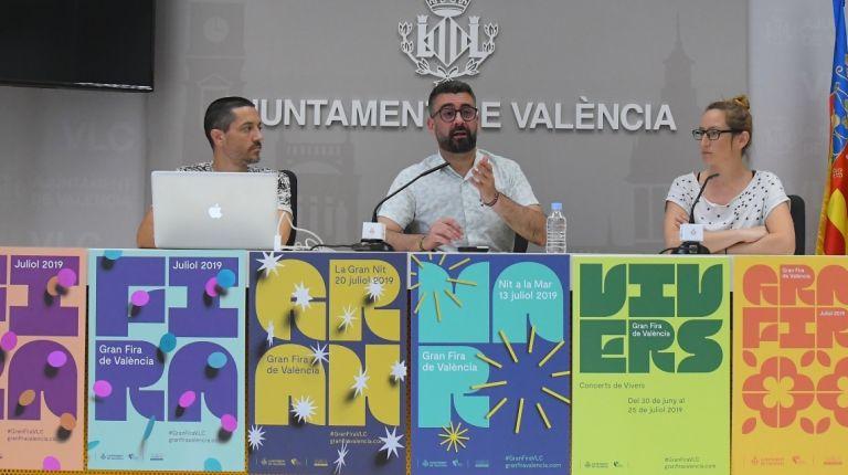 EL AYUNTAMIENTO PRESENTA LA CARTELERÍA DE LA GRAN FERIA 2019, CARACTERIZADA POR SU COLORIDO Y UNA TIPOGRAFÍA INSPIRADA EN PRINCIPIOS DE SIGLO