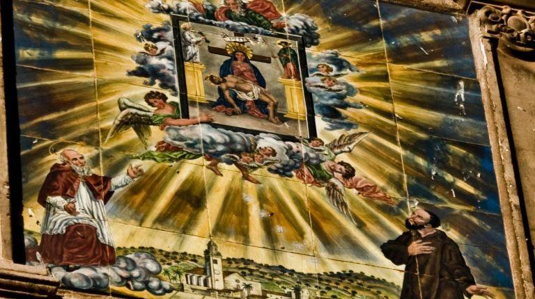 Mare de Déu al Peu de la Creu