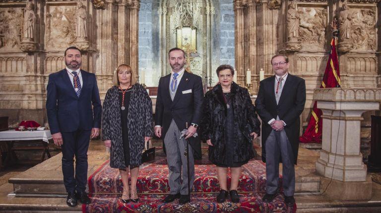 El Gremio Artesano de Sastres y Modistas  de la Comunitat conmemora a su patrón, San Vicente Mártir