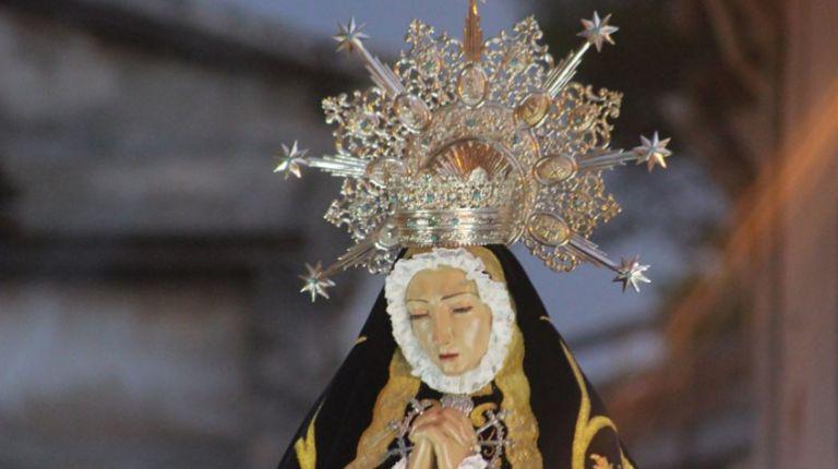 Requena celebra a su patrona, la Virgen de los Dolores
