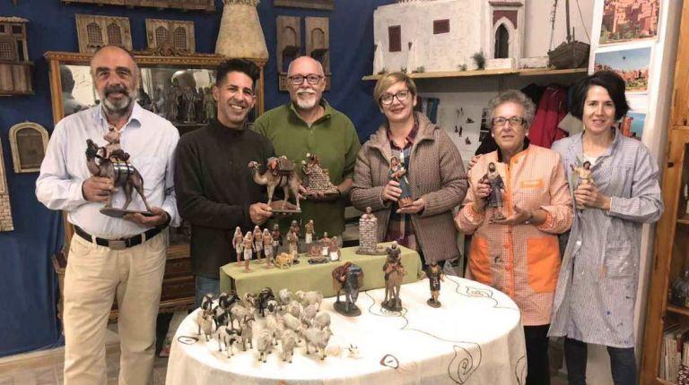 Santa Pola renueva, un año más, su tradicional Belén con nuevas figuras