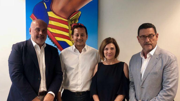 Reunió president València C.F.