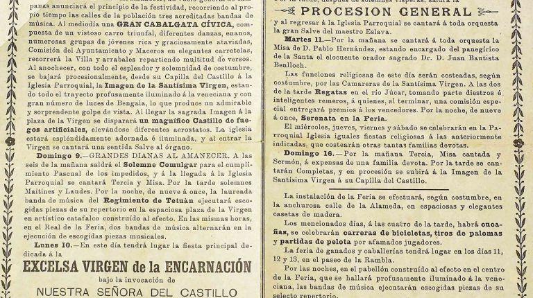 El Archivo de Religiosidad Popular del Arzobispado de Valencia suma ya más de 27.000 libros de fiestas desde el siglo XIX