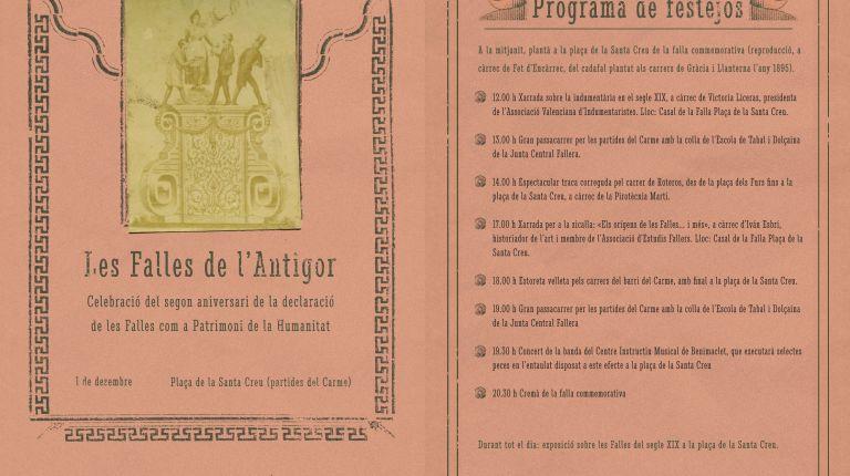 'LES FALLES DE L'ANTIGOR'
