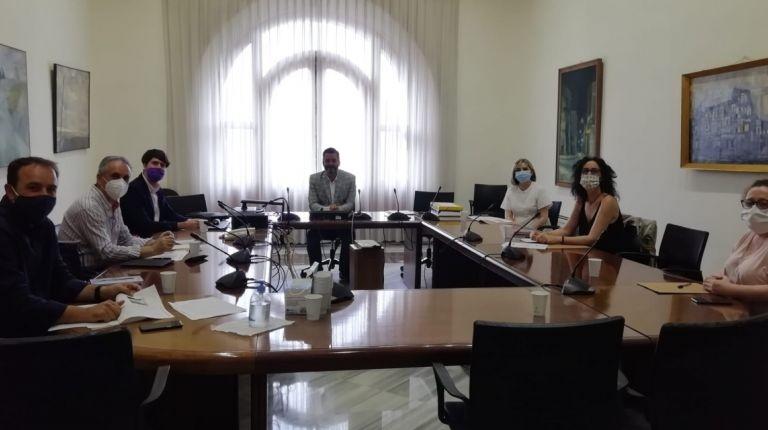 Ceballos y Sanabria, seleccionados para firmar la falla municipal infantil de 2021