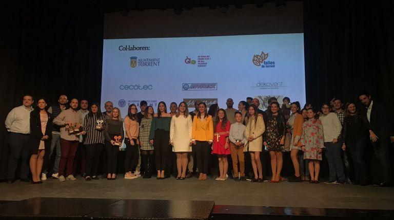 La falla Ramón y Cajal y Antoni Pardo ganan el concurso de cortometrajes falleros de Torrent