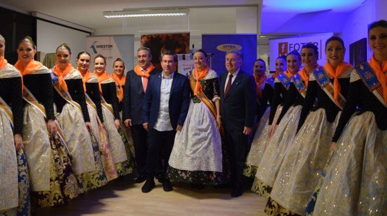 La Falla Sueca – Literato Azorín gana el Premi Festur al  Millor Ninot Turístic 2018