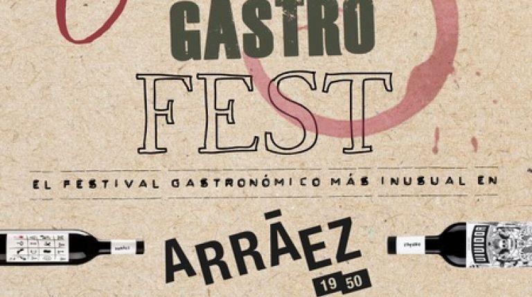 Llega el Canalla Gastro Fest a Bodegas Arráez
